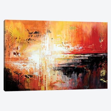 Tequila Sunrise Canvas Print #TIA92} by Tatiana Iliina Canvas Art Print