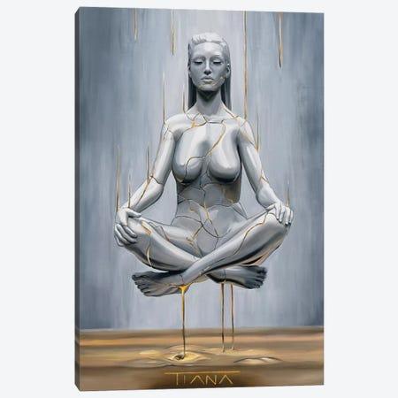 Healing Canvas Print #TIM13} by TIANA Canvas Art Print