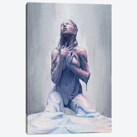 Desperate Desire Canvas Print #TIM9} by TIANA Canvas Print