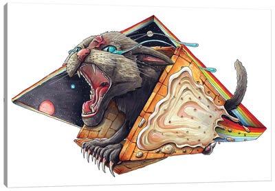 Niam Cat Canvas Art Print