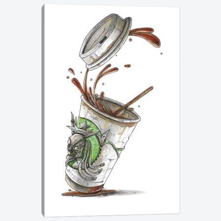 Starbuck Canvas Print #TIV35} by Tino Valentin Canvas Print