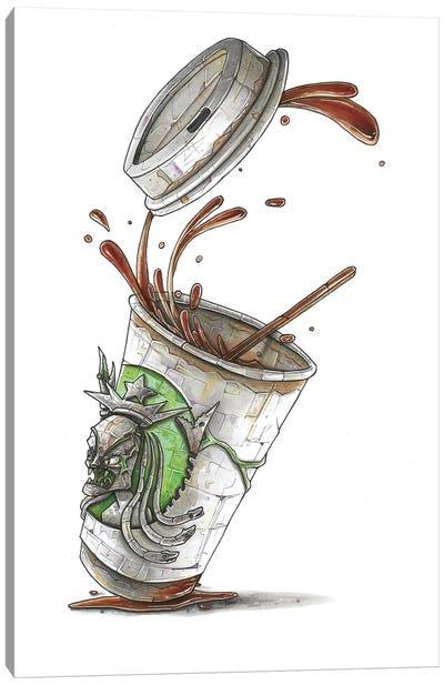 Starbuck Canvas Art Print