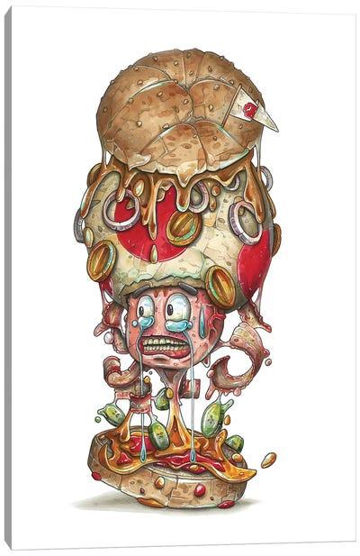 Yoadburger Canvas Art Print