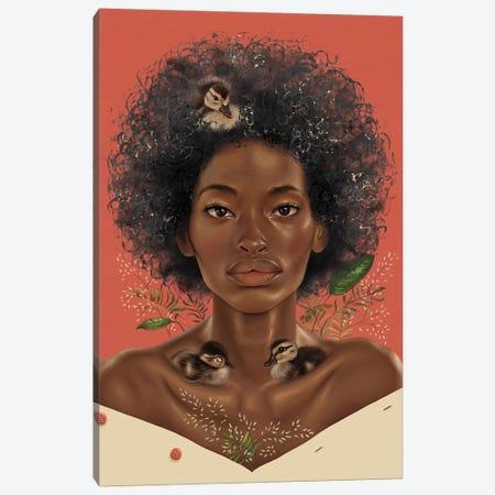 Wild Love Canvas Print #TJE41} by Teodora Jelenic Canvas Art