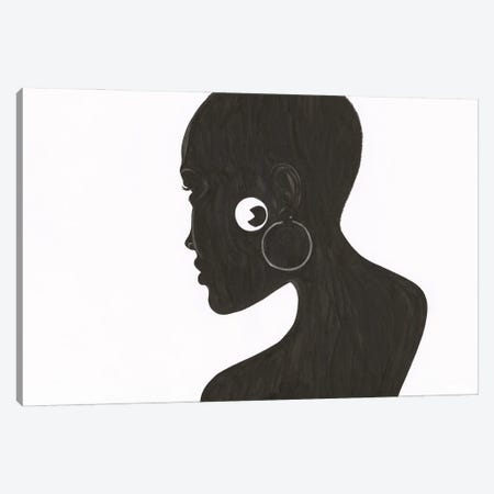 Dualism Canvas Print #TJG13} by TJ Agbo Art Print