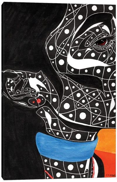 Aleali Canvas Art Print