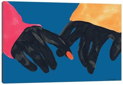 Life Together Canvas Art Print