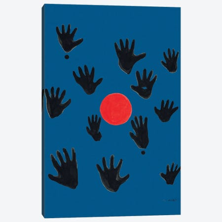 Matisse Canvas Print #TJG26} by TJ Agbo Canvas Print