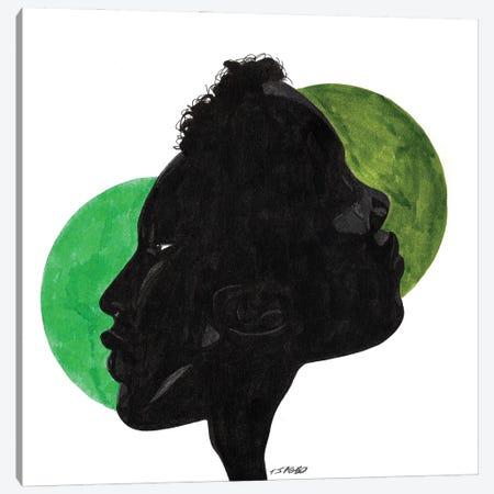 Our World Canvas Print #TJG31} by TJ Agbo Canvas Art Print
