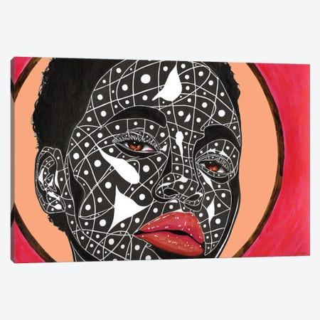 Vogue Canvas Print #TJG40} by TJ Agbo Canvas Artwork