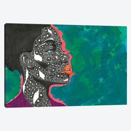 Awakening Canvas Print #TJG44} by TJ Agbo Canvas Print