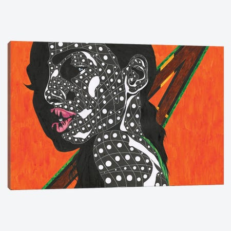 You And I Canvas Print #TJG49} by TJ Agbo Canvas Art