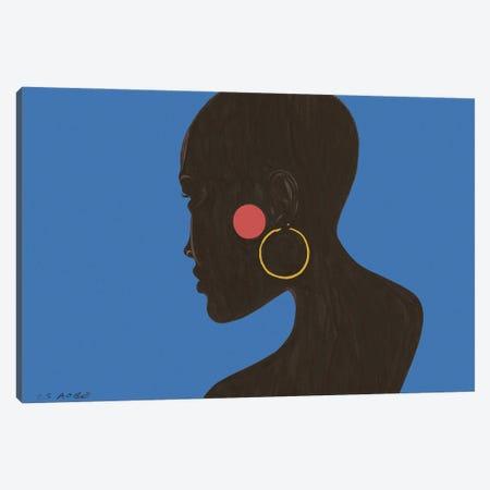 Dualism II Canvas Print #TJG51} by TJ Agbo Canvas Art Print