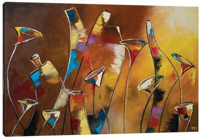 Sweet 18 Canvas Art Print
