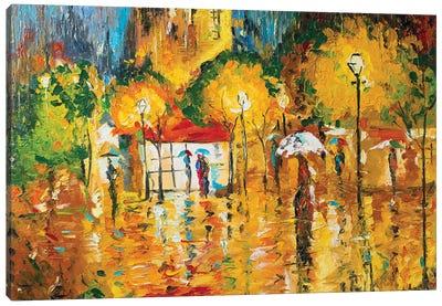 Magic Lanterns Canvas Art Print