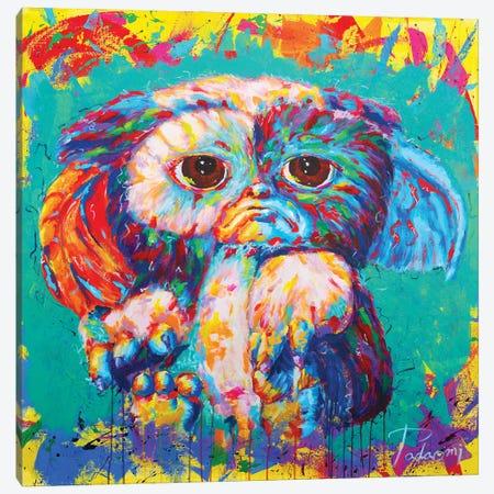 Gizmo Canvas Print #TKA11} by Tadaomi Kawasaki Canvas Wall Art