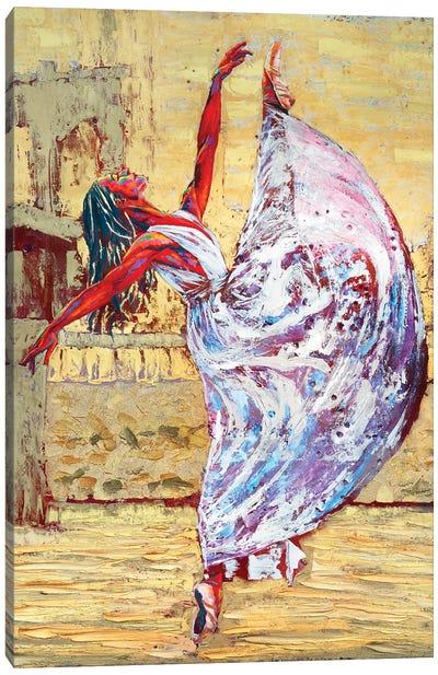 Joy In Nyc Canvas Art Print