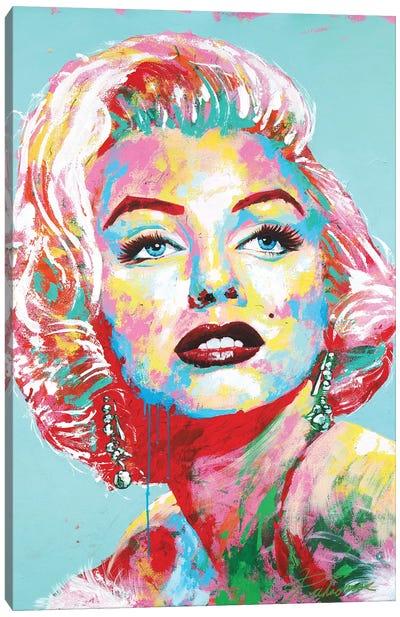 Marilyn Monroe II Canvas Art Print