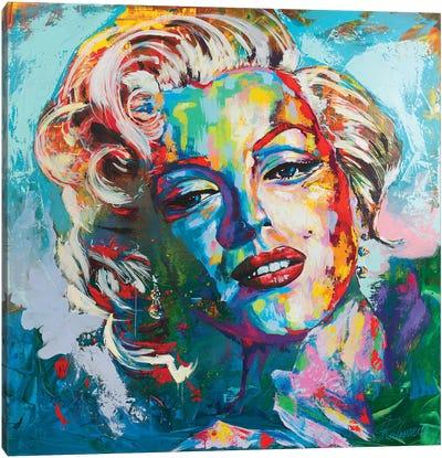 Marilyn Monroe IV Canvas Art Print