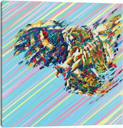 Owl - Speed Series Canvas Art Print