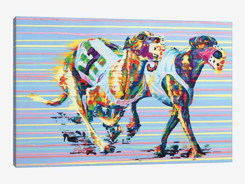 Whippet - Speed Series by Tadaomi Kawasaki 1-piece Canvas Art