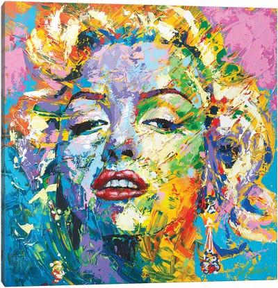 Marilyn Monroe VIII Canvas Art Print