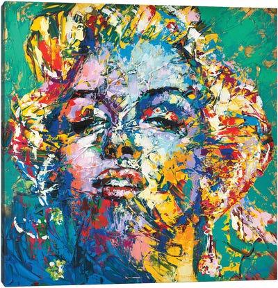 Marilyn Monroe IX Canvas Art Print