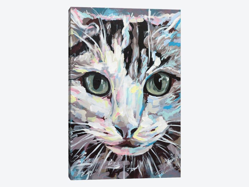 Cat II by Tadaomi Kawasaki 1-piece Art Print