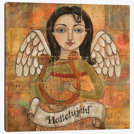 Hallelujah Canvas Print #TKG100} by Teresa Kogut Canvas Art Print