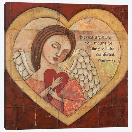 He First Loved Us Mourn Canvas Print #TKG102} by Teresa Kogut Canvas Print