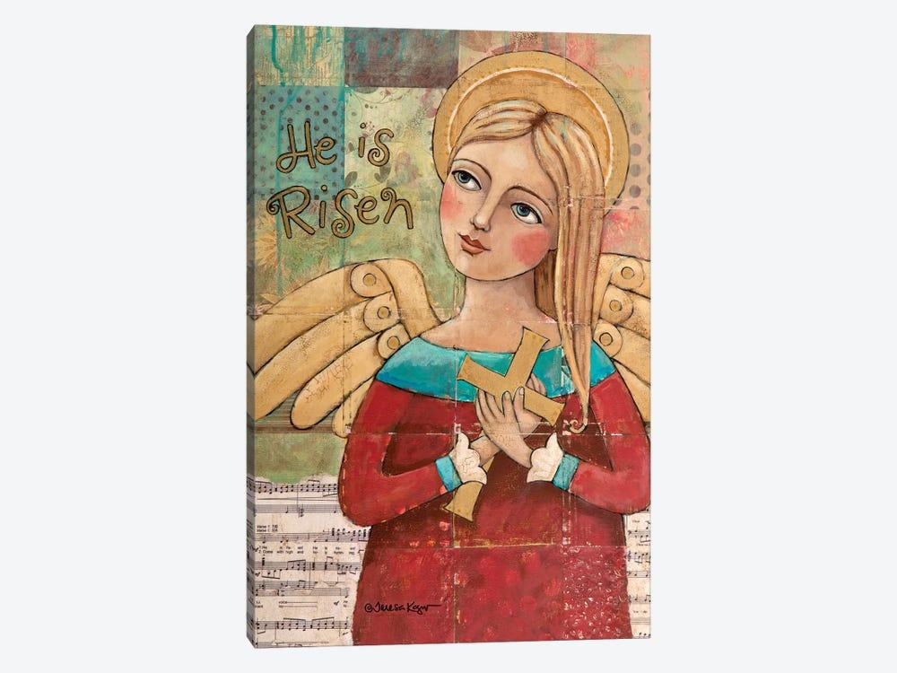 He Is Risen by Teresa Kogut 1-piece Canvas Artwork