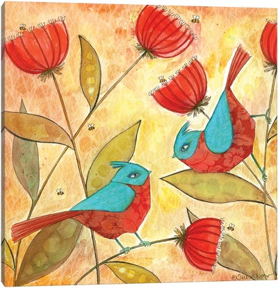 Hello Friend Canvas Art Print