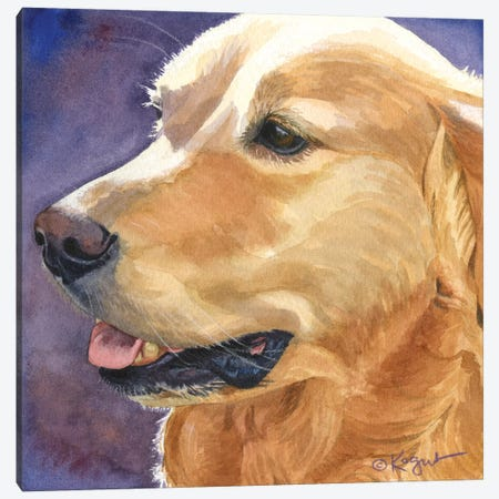 Maggie Canvas Print #TKG129} by Teresa Kogut Canvas Print