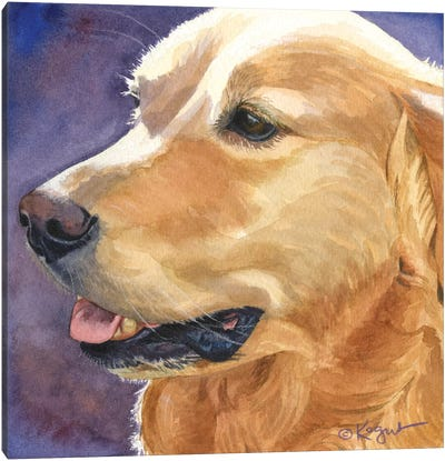 Maggie Canvas Art Print