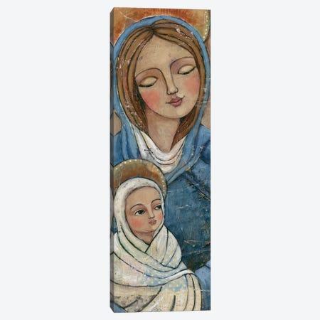 Mary Jesus Canvas Print #TKG131} by Teresa Kogut Canvas Artwork