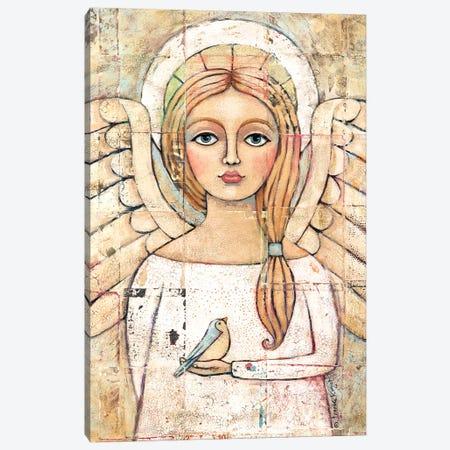 Angelic Vision Canvas Print #TKG13} by Teresa Kogut Canvas Artwork