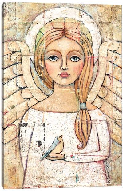 Angelic Vision Canvas Art Print