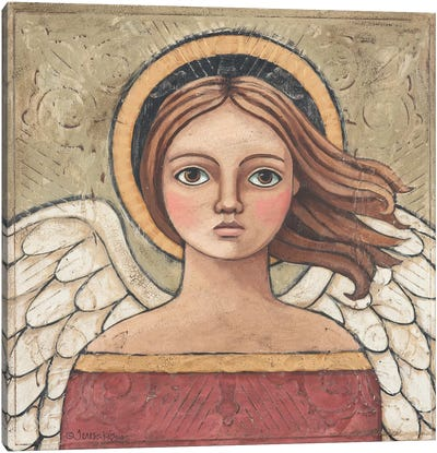Oh My Soul Canvas Art Print