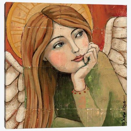 Peaceful Canvas Print #TKG147} by Teresa Kogut Canvas Art