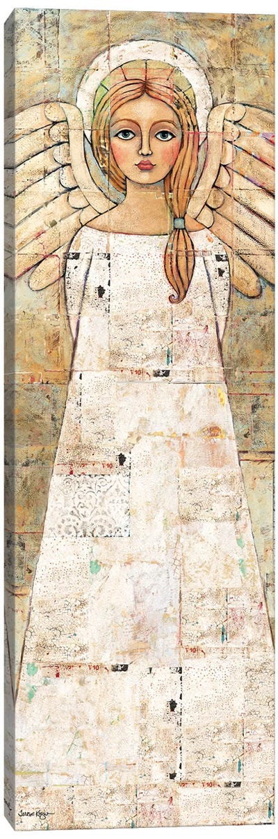 Angelic Vision II Canvas Art Print