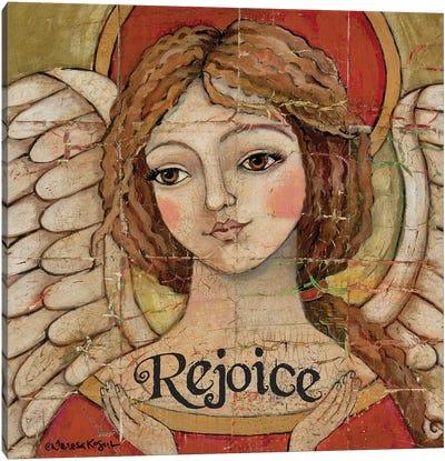 Rejoice Divinity Canvas Art Print
