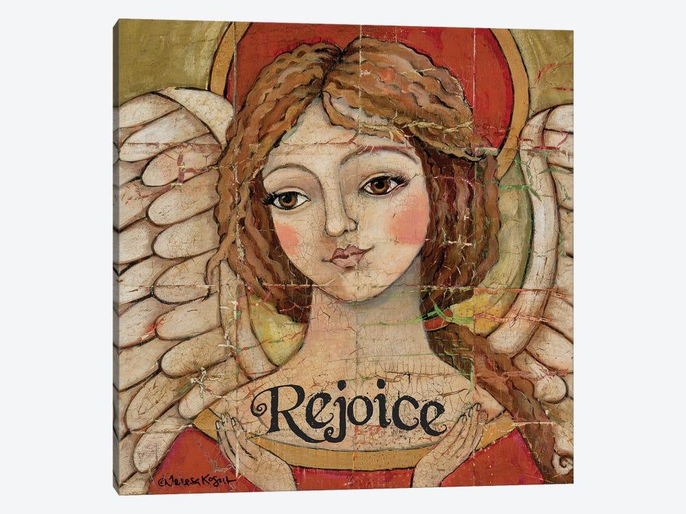 Rejoice Divinity by Teresa Kogut 1-piece Canvas Art