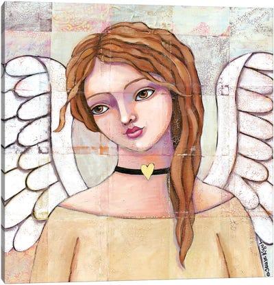 Ashley's Guardian Canvas Art Print