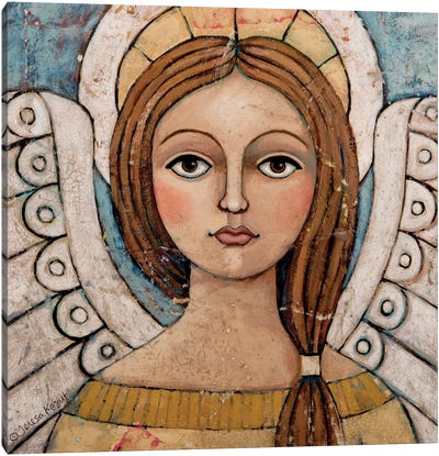 Solace Divinity Calendar Canvas Art Print