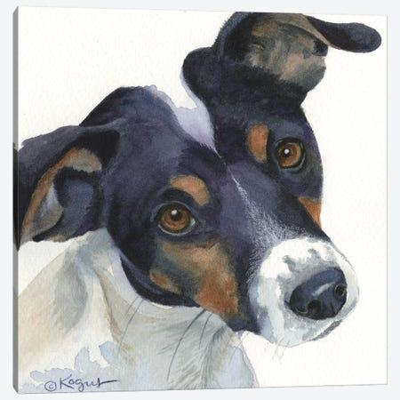 Spatz Canvas Print #TKG172} by Teresa Kogut Canvas Art