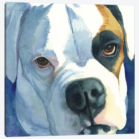 Buster Canvas Print #TKG30} by Teresa Kogut Canvas Artwork