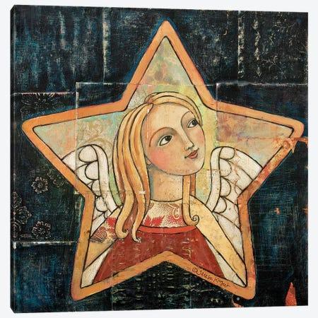 Closer To Heaven Canvas Print #TKG39} by Teresa Kogut Canvas Art