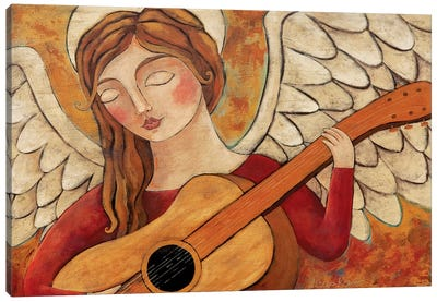 Comfort & Joy Canvas Art Print