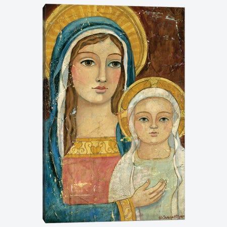 Divine Grace Canvas Print #TKG46} by Teresa Kogut Canvas Artwork