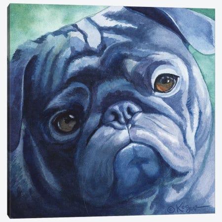 Duncan Canvas Print #TKG49} by Teresa Kogut Art Print